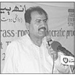 Mohammad Khan Marri Programme Coordinator District Tharparkar